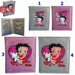 Betty Boop rectangle H wallet