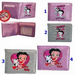 Betty Boop rechthoek L portemonnee