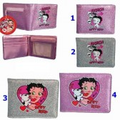 Portefeuille Betty Boop rectangle L