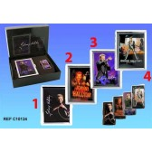 Coffret briquet Johnny Hallyday
