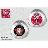 Cendrier ovale Betty Boop