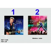 Canvas Johnny Hallyday 28 CM