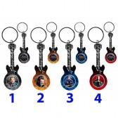 Porte clés Guitare Johnny Hallyday