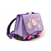 Cartable Hello Kitty maternelle Rose Haut de Gamme 36 CM
