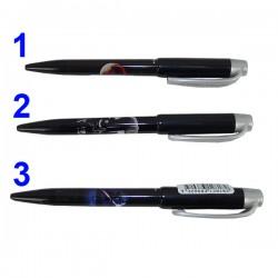 Star Wars blauwe inkt pen