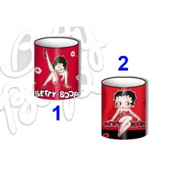 Betty Boop Kiss pencil pot
