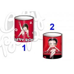 Betty Boop Kiss pencil pot