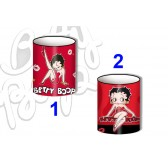 Pot à crayon Betty Boop Kiss
