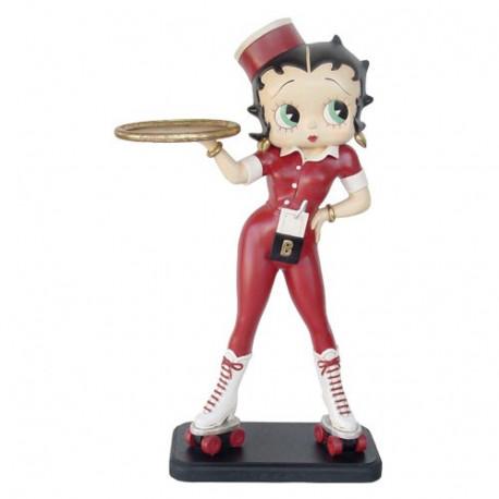 Statuette Betty Boop Biker 98 CM