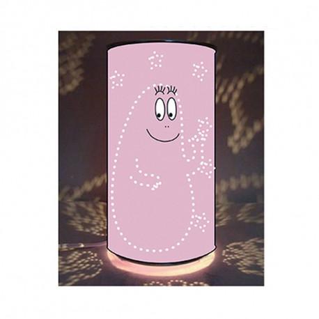 Lampe veilleuse Barbapapa