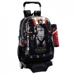 Sac à roulettes Star Wars VII 44 CM Haut de Gamme Trolley - Cartable