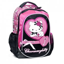 Backpack Charmmy Kitty heart star 43 CM