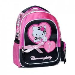 Mochila escolar materna Charmmy Kitty Rosa 30 CM