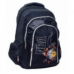 NBA Black 45 CM high-end backpack