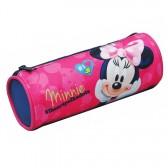 Trousse Minnie Mouse Coeur 20 CM