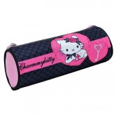 Trousse ronde Charmmy Kitty Coeur 20 CM