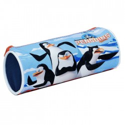 Trousse ronde Madagascar Pinguins 20 CM