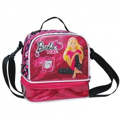 Insulated snack bag Barbie Girl