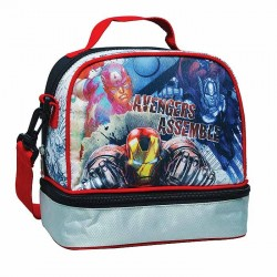 Sac goûter isotherme Avengers Assemble