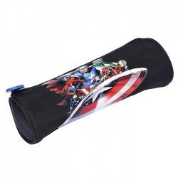 Avengers black 22 CM round Kit