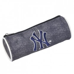 Trousse ronde New York Yankees Grise 22 CM