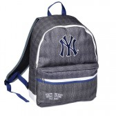 Sac à dos New York Yankees Anthracite 42 CM Borne