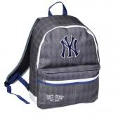 Sac à dos New York Yankees Anthracite 42 CM Borne