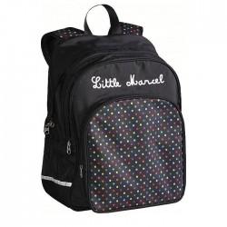 Little Marcel peas 42 CM - 2 cpt backpack