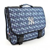 Cartable New York Yankees 41 CM Bleu Haut de gamme