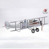 Figurine Avion Corto Maltese en Sibérie