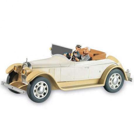 La Duesenbeg Cabriolet 1925 Corto Maltese & Vasco