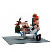 Figurine Joe Bar Team - Scène du flipper