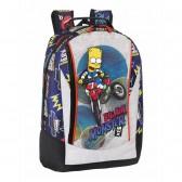 Simpson 44 CM Monster high-end backpack