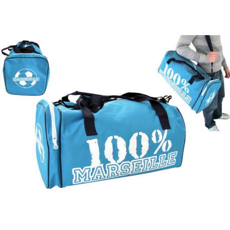Sports bag 100% Marseille 55 CM