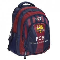 Sac à dos FC Barcelone Legend 46 CM Haut de Gamme - 3 cpt - FCB