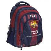 Sac à dos FC Barcelone Legend 46 CM Haut de Gamme - 3 cpt