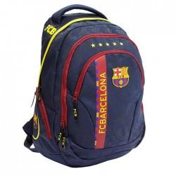 Sac à dos FC Barcelone Basic 45 CM Haut de Gamme - 2 cpt - FCB