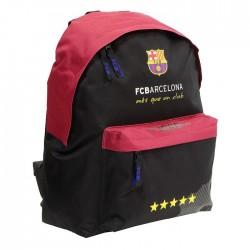 Black FC Barcelona Borne 40 CM rugzak-FCB