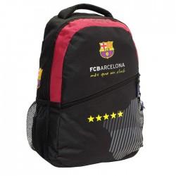 Mochila escolar negra FC Barcelona 43 CM