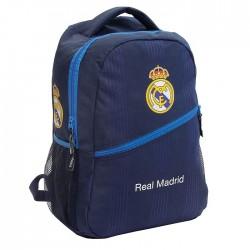 Rugzak zwart Real Madrid blauw 43 CM