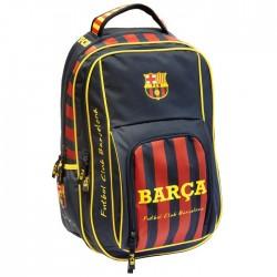 FC Barcelona Basic blu zaino fascia alta 46 CM