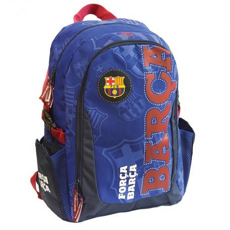 Backpack Blue FC Barcelona 44 CM top of range - 2 cpt