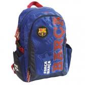 Sac à dos Blue FC Barcelone 44 CM Haut de gamme - 2 cpt