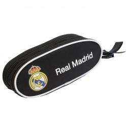 Trousse Real Madrid Black 21 CM - 2 cpt