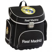 Cartable rigide Real Madrid 38 CM Haut de Gamme