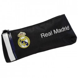 Trousse plate Real Madrid Black 23 CM