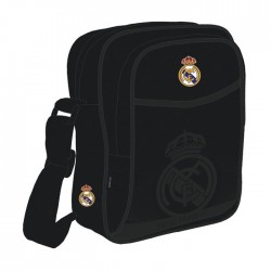 Bag Real Madrid Black 24 CM