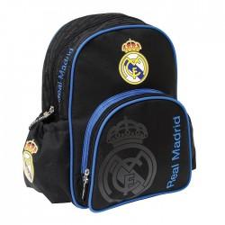 Sac à dos maternelle Real Madrid Black 34 CM