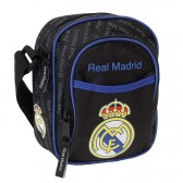 Bolsa Real Madrid negro 24 CM