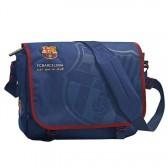 Sac besace FC Barcelone Bleu 34 CM